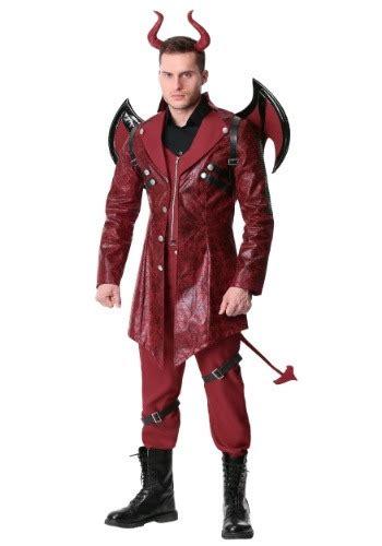 mens dangerous devil costume