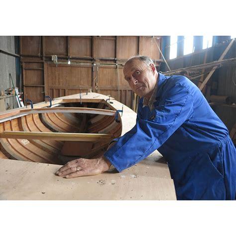 boat building orkney ian richardson last traditional orkney boat builder