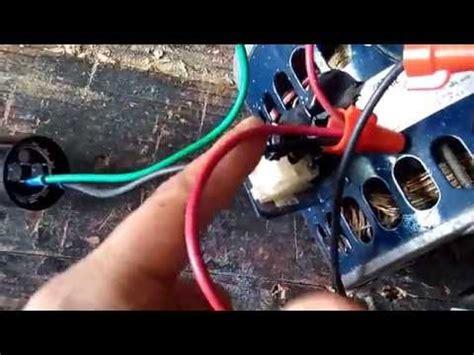 como conectar motor escobillas lavadora directamente a como conectar un motor de 7 cables funnycat tv