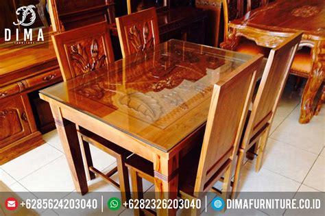 Meja Makan Di Medan meja makan jati meja makan minimalis terbaru meja makan