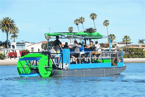 michigan pedal pubs are about to hit the water eater detroit - Pedal Boat Chicago
