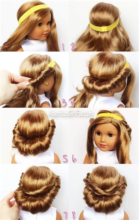 Doll Hairstyles Easy by The World S Catalog Of Ideas