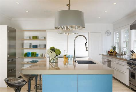 kitchen nantucket house home bunch kitchen lighting