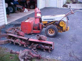 Blower 853 Preheather Original used farm tractors for sale gravely 10a w snow blower etc 2012 12 17 tractorshed