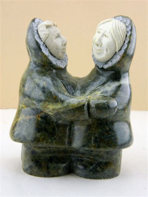 Soapstone Carvings - 28 best images about eskimo soapstone carving on