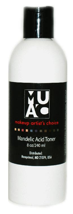 Mandelic Acid Toner From Makeup Artists Choice | mandelic acid toner from makeup artist s choice