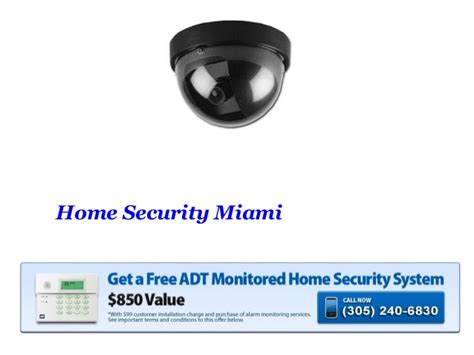 home security miami