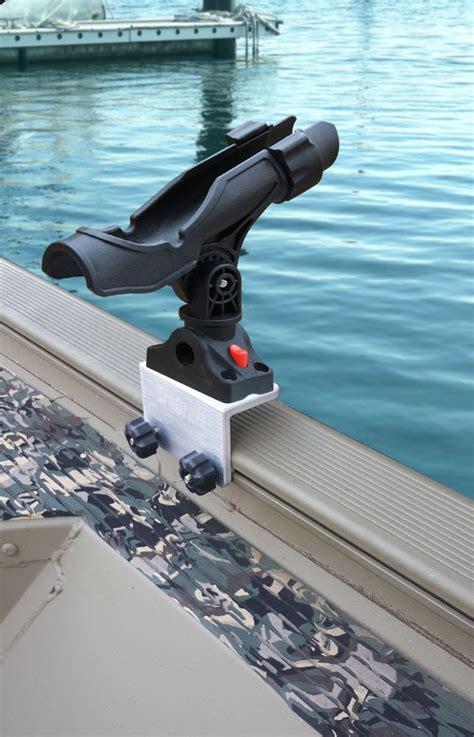lund boats rod holders brocraft tracker versatrack system rod holder lund sport
