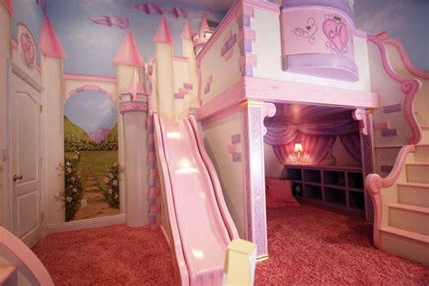 Castle Princess Bedroom 15 outstanding ideas for unique rooms