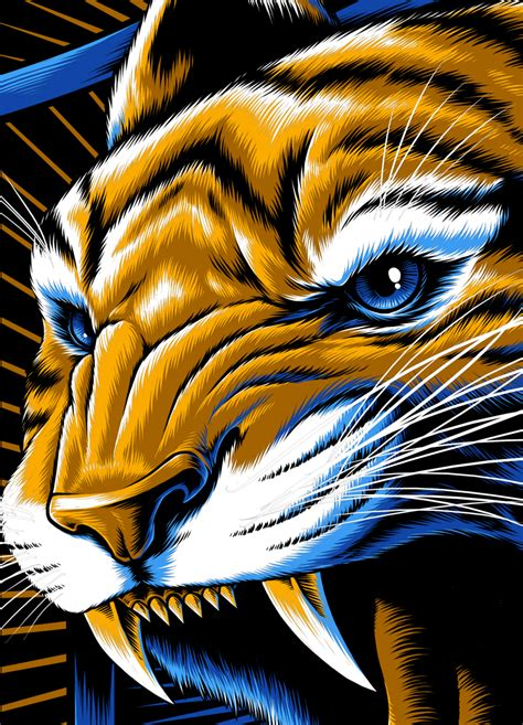 libres y lokos imagenes incomparables x tigres uanl on behance