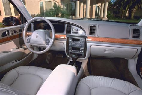 best auto repair manual 2001 lincoln continental parental controls curbside classic 1995 2002 lincoln continental in pursuit of the pursuer