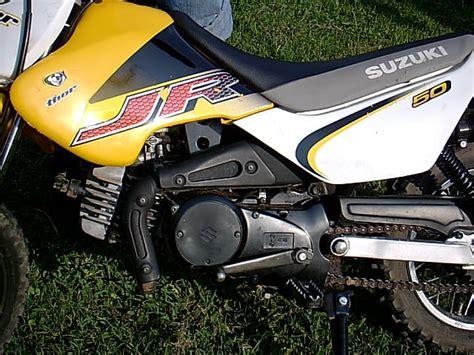 Suzuki Jr50 Mods 2001 Suzuki Jr 50 Pic 17 Onlymotorbikes
