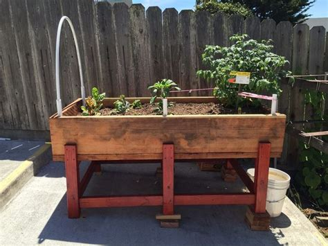 High Planter Box by 371 Best Images About Outdoors On Gardens