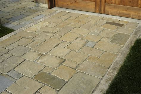 Stone Pavers Frontier Chopped Pavers Natural Tamala Limestone Patio Pavers