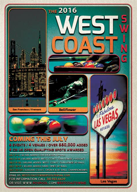 las vegas west coast swing the 2016 west coast swing of pool pov pool