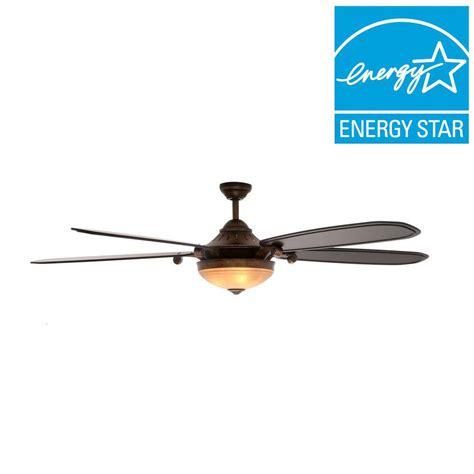 70 in ceiling fan hton bay 70 in beige ceiling fan