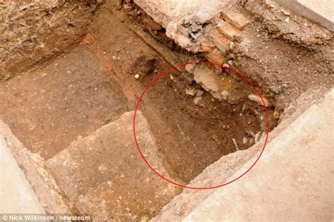 Where They Found richard iii remains found a leicester car park