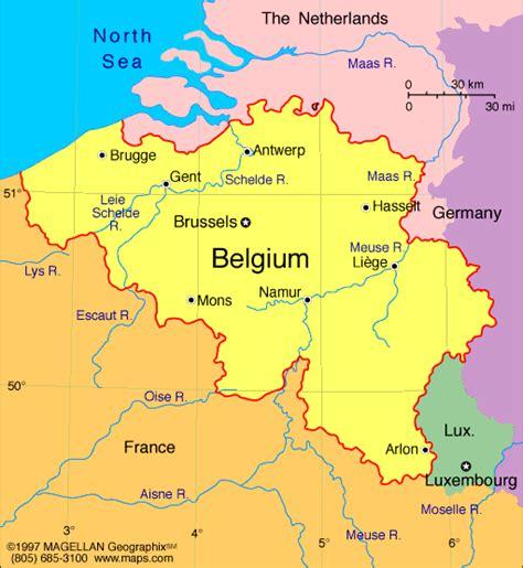 Brussels Map Europe maps belgium map maps of belgium europe