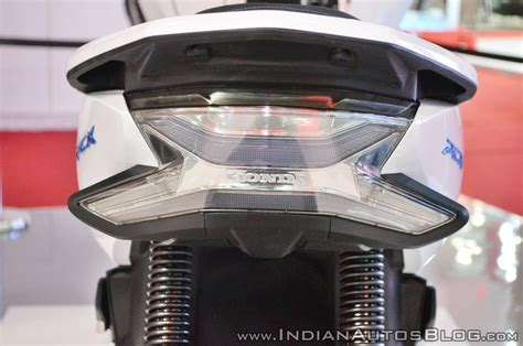 Pcx 2018 Angsuran by Honda Pcx Electric Concept Light At 2018 Auto Expo