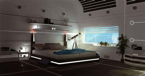 sci fi room by tschreurs on deviantart