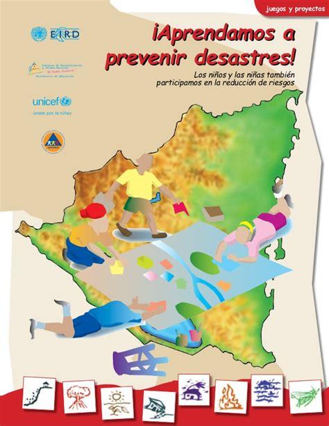 imagenes desastres naturales para niños 161 aprendamos a previr los desastres i unicef