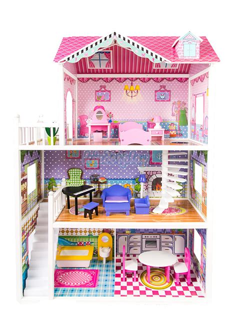 dolls play house imp6604 dolls play house home role pretend household girls barbie mini playhouse ebay