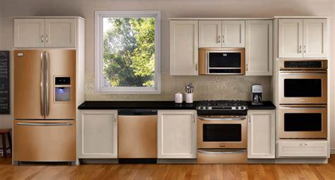 colored appliances bronze kitchen appliances colored kitchen appliances 1