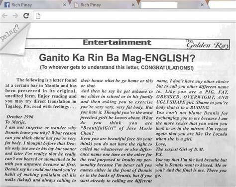 Excuse Letter Wrong Grammar Madugo Pa To Kaysa Sa Proper Grammar Ng Nakakatulala May Aftershock Pa Ata To E