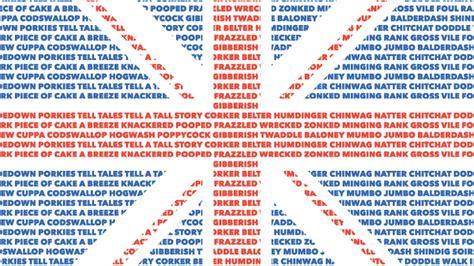 9 mots d argot anglais que vous devriez certainement