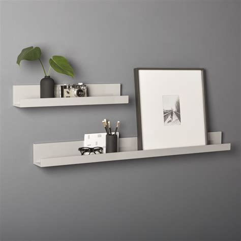 modern wall mounted shelves modern shelves home design