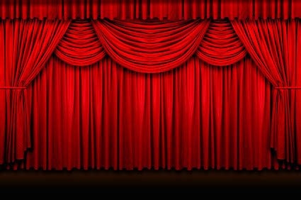 define curtain call red curtain picture quality material download free vector