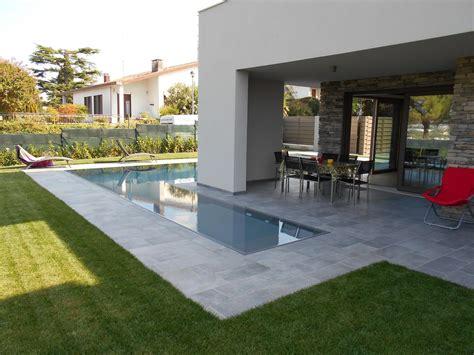scala ingresso scala d ingresso piscina a sfioro di design circonda