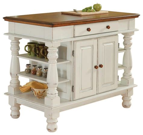 contemporary kitchen carts and islands rustic kitchen island antique white contemporary