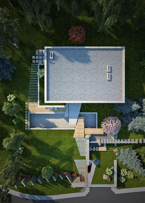 house garden fifties 1840916621 house garden on a steep terrain by antoaneta yordanova via behance arhi