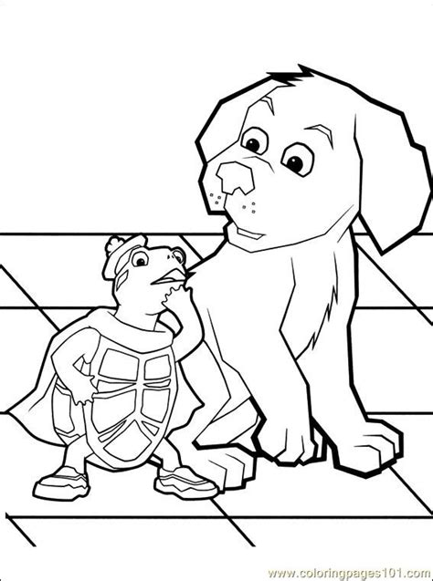 coloring pages of the wonder pets coloring pages wonder pets 35 cartoons gt the wonder pets