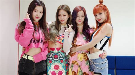 black pink girl band black pink tops oricon weekly album chart following