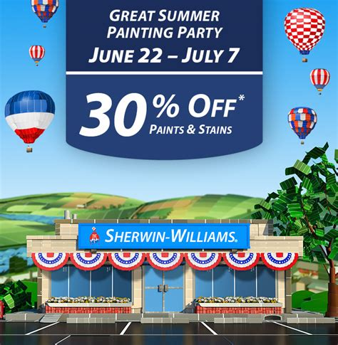 sherwin williams paint store sale sherwin williams coupons and sales print a coupon and