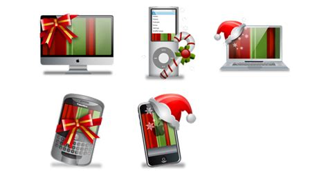 gadget de christmas uk gadgets 5 free icons icon search engine