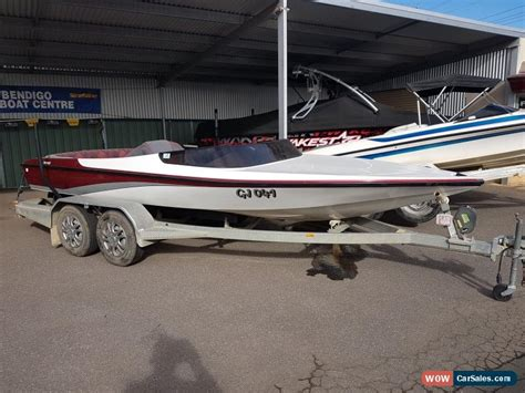 ski boats for sale victoria ski boat sleekline pursuit for sale in australia