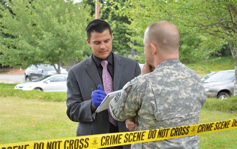 Army Reserve Criminal Record Reserve Agents