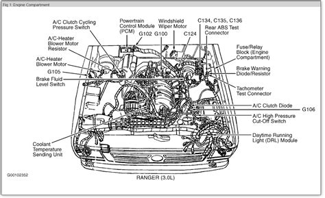 buy car manuals 1994 ford ranger engine control where is the ignition module online manuals show the module on