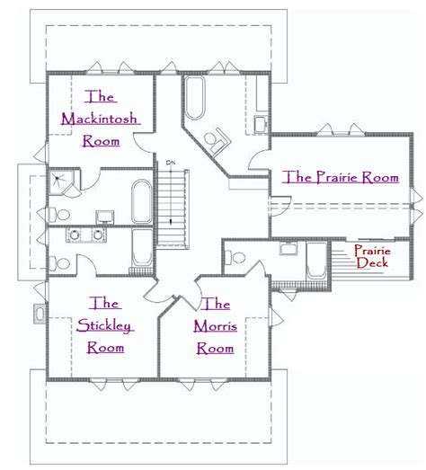 floor plan bed floorplans the craftsman bed breakfast pacific city