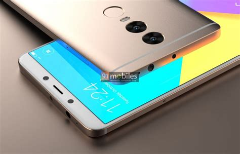 Handphone Xiaomi Redmi Note 5 xiaomi redmi note 5 to come with near bezel less display
