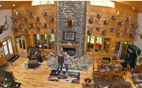 trophy rooms jim shockey trophy room