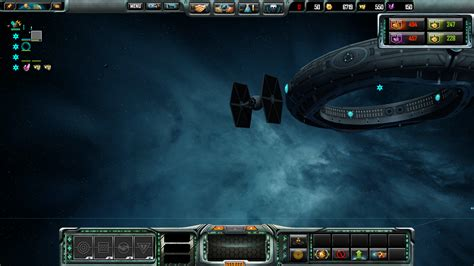 tie fighter ingame image wars thrawn s ii