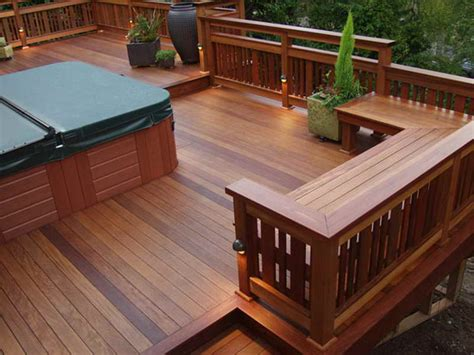 deck railing bench design plans deck seating ideas decor doherty house build custom deck seating ideas