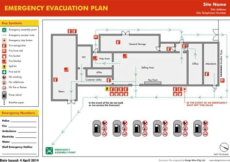 home evacuation plan home fire safety plan uk house design ideas