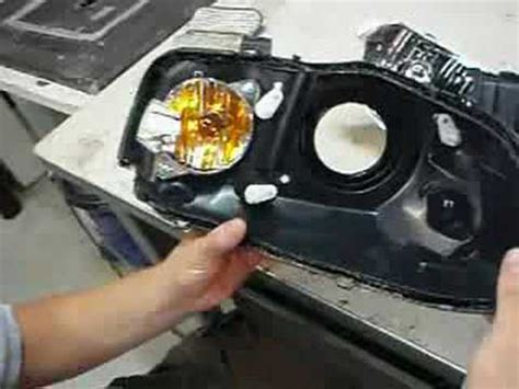 1 how to build hid projector headlights