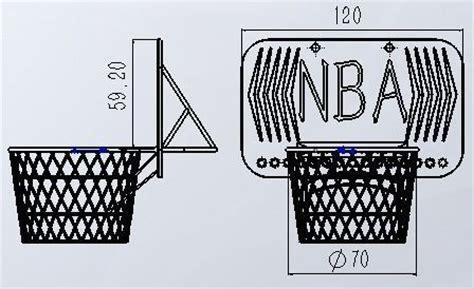 desk basketball hoop 3d model 3d printable stl cgtrader com