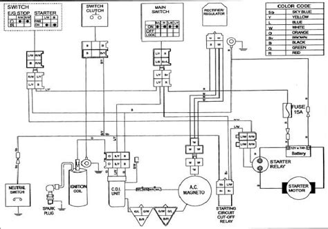 ac cdi wiring diagram wiring diagram with description